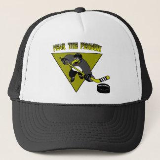 Befürchten Sie den Pinguin-Hut Truckerkappe