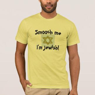 beginnen Sie, Smooch das jüdische meI'm! T-Shirt