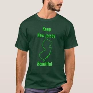 Behalten Sie New-Jersey schön T-Shirt