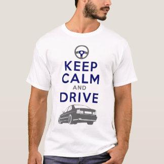Behalten Sie Ruhe und fahren Sie - M5- /version3 T-Shirt
