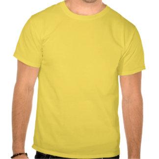 Behalten Sie Ruhe und klettern Sie auf T Shirts