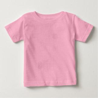 Behalten Sie Ruhe und lesen Sie auf (in Baby T-shirt