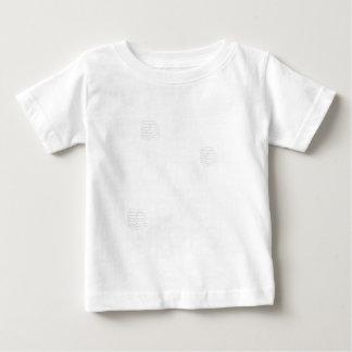 Behalten Sie Ruhe und Liebe bucht (in irgendeiner Baby T-shirt