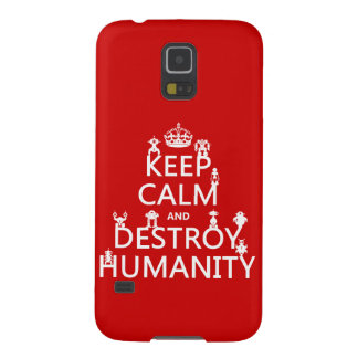 Behalten Sie ruhig und zerstören Sie Samsung S5 Hülle