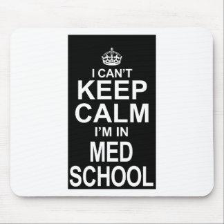 behalten Sie ruhige MED-Schule Mauspads