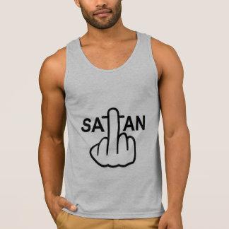 Behälter-Spitze Satan drehen um Tank Top