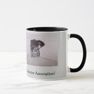 Behinderte Hamster Tasse