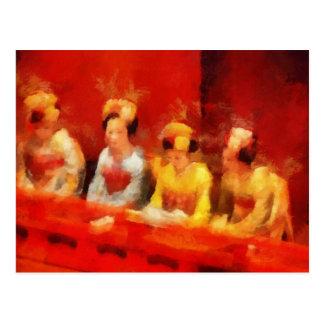 Bei Kabuki Postkarte