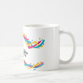 Beifall-Drehungen Tasse