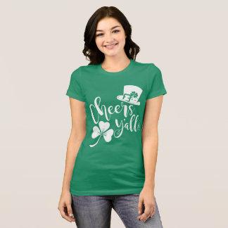 Beifall Sie | St. Patricks Day-Party-Iren T-Shirt