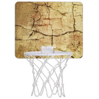 Beige Schmutz-Ähnliches Basketball-Ziel Mini Basketball Netz