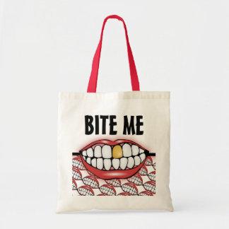 Beißen Sie mich Tasche