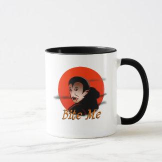 Beißen Sie mich Vampir Tasse