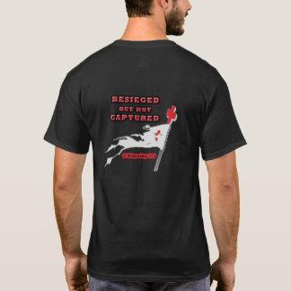BELAGERT ABER NICHT GEFANGEN GENOMMEN T-Shirt