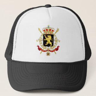 Belgisches Emblem - Wappen von Belgien Truckerkappe