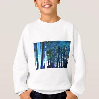 Belichteter Bambus. Tokyo, Japan Sweatshirt