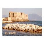 Bella Napoli Postkarte