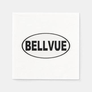 Bellvue Colorado Serviette