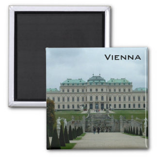 Belvedere-Palast Quadratischer Magnet