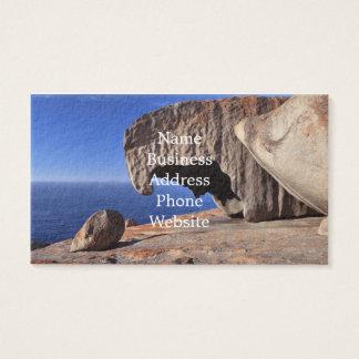 Bemerkenswerte Felsen, Känguru-Insel, Visitenkarten