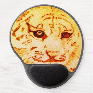 Bengalische Tiger-Mäusematte Gel Mousepad