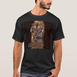 Bengalische Tiger-Reflexion T-Shirt