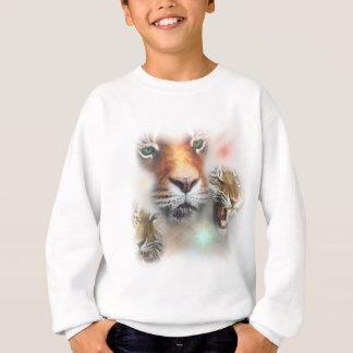 Bengalische Tiger Sweatshirt