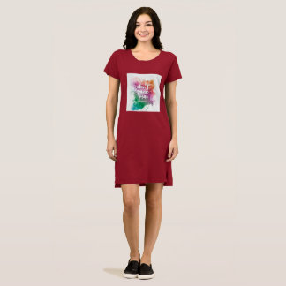 Bequemes Kleid
