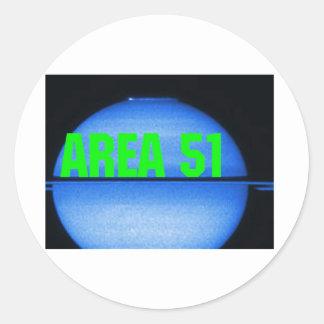 Bereich 51 stickers