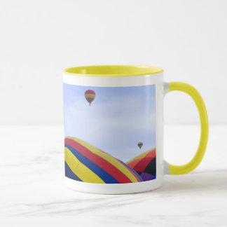 Bereiten Sie vor, um zu steigen - Wecker-Tasse: Tasse