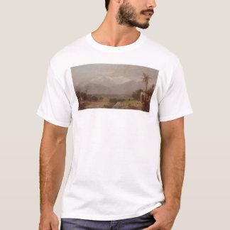 Berg San Bernardino von den Auftrag-Ruinen (1232) T-Shirt