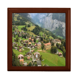 Bergdorf, Jungfrau Region Geschenkbox