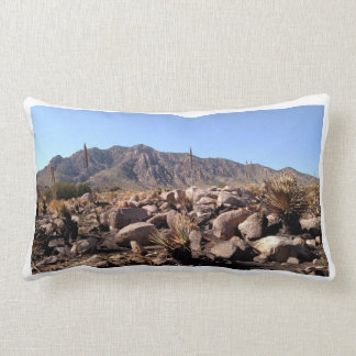 Berge der New Mexikowüste Lendenkissen