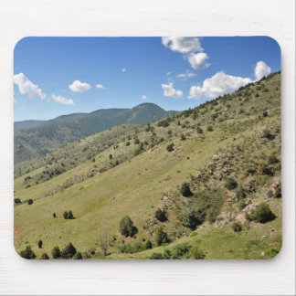 Berge in Morrison Colorado Mousepads