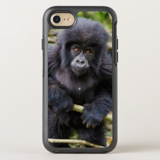 Berggorilla (Gorilla Beringei Beringei) OtterBox Symmetry iPhone 8/7 Hülle