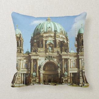 Berlin-Kathedralen-deutsche evangelische Bewohner Kissen