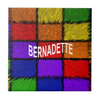 BERNADETTE FLIESE