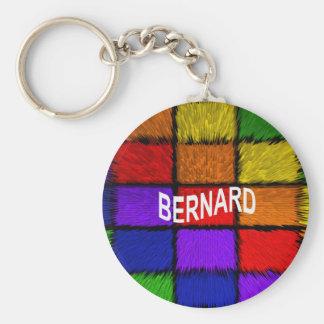 BERNARD (männliche Namen) Schlüsselanhänger