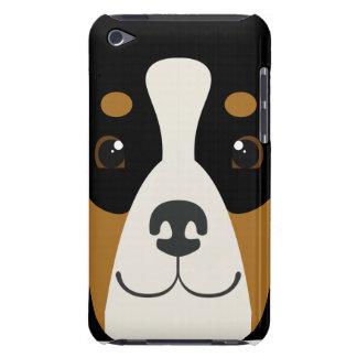 Bernese GebirgshundiPhone oder Telefonabdeckung iPod Touch Case