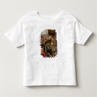 Bernhardiner, der den zweiten Kreuzzug predigt Kleinkinder T-shirt