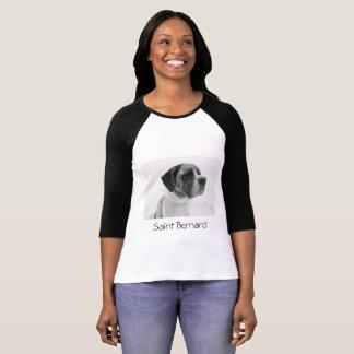 Bernhardiner T-Shirt~Womens T-Shirt