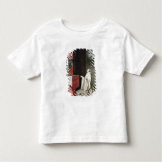 Bernhardiner und die Jungfrau Kleinkinder T-shirt