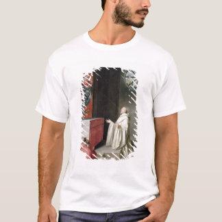 Bernhardiner und die Jungfrau T-Shirt
