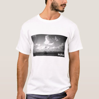 Bernie in dem Meer T-Shirt