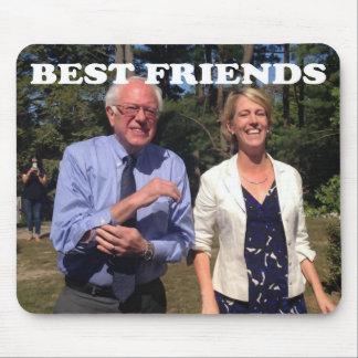 Bernie und Zephyr: Beste Freunde Mauspad