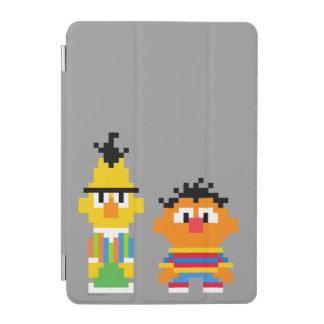 Bert- und Erniepixel-Kunst iPad Mini Cover