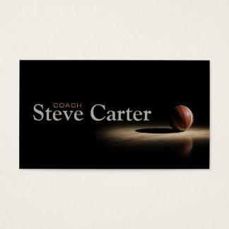 Berufliche Basketball-Trainer-/Spieler-Karte Visitenkarte