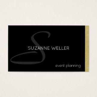 berufliche Geschäftskarte für Ereignisplaner Visitenkarte