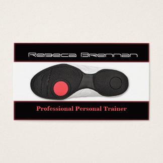 Berufliche persönliche Trainer-/Fitness-Karte Visitenkarten