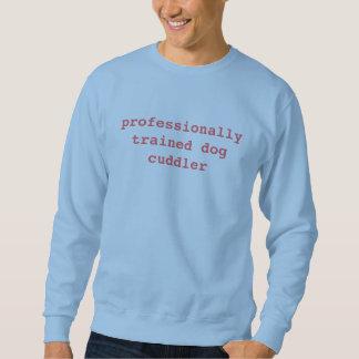 Berufliches HundCuddler Shirt